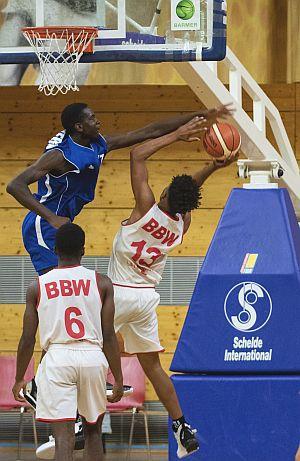 Basketball Wedel
