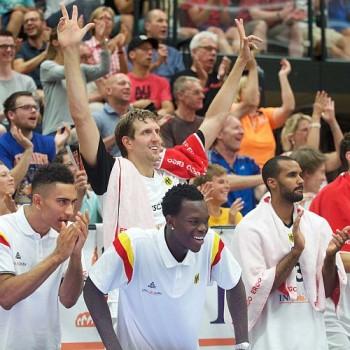 DBB-Herren in Karlsruhe, Straßburg und Köln › Deutscher Basketball on