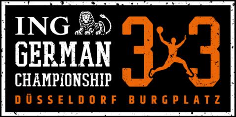 ING 3x3 Düsseldorf Logo Weiß German Championship auf Schwarz 478x237 - ING 3x3 GERMAN CHAMPIONSHIP 2021 IN DER SPORTSTADT DÜSSELDORF