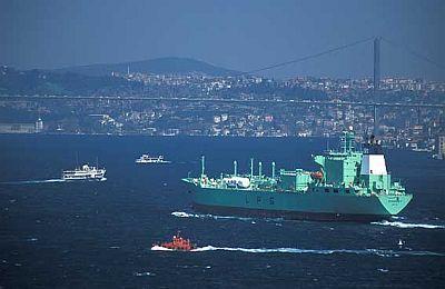 IstanbulSchiffsverkehr