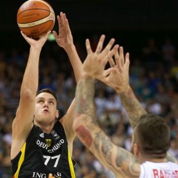Eurobasket Knappe Niederlage Gegen Serbien Deutscher Basketball Bund