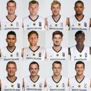 Dbb Kader Eurobasket 2015 Deutscher Basketball Bund