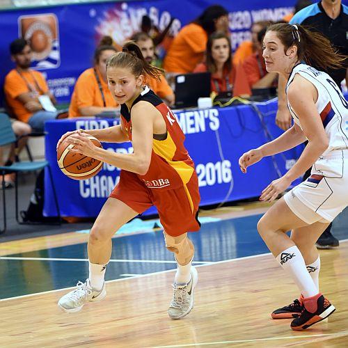 U20 Em Basketball