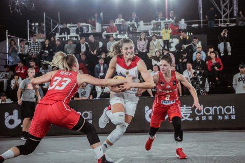 huge selection of 1e684 bfb02 Die 3×3-Elite konkurriert in Leipzig › Deutscher Basketball Bund