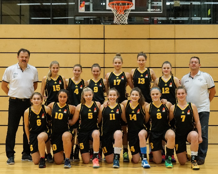 WNBL2014_Teamfoto_Ludwigsburg_700