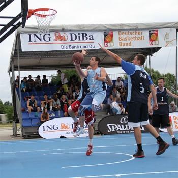 Nächste Runde der DBB-3×3-Open › Deutscher Basketball Bund on